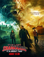 The Last Sharknado: Its About Time