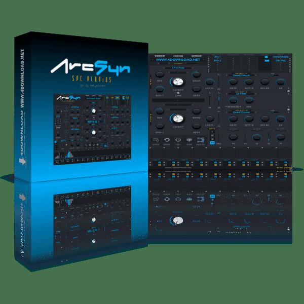 SPC Plugins ArcSyn Synthesizer v4.0.3 Full version