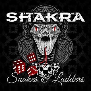 "Shakra - ""I Will Rise Again"" (audio) from the album ""Snakes & Ladders"""