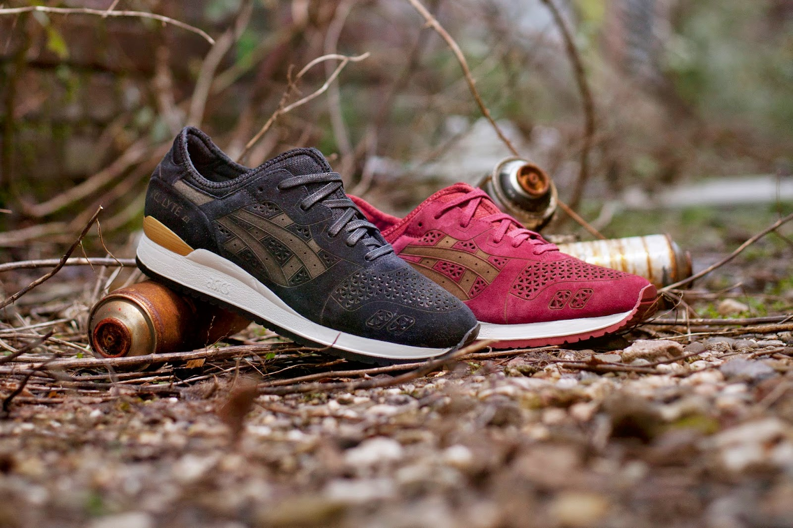 ASICS TIGER 'LASER CUT PACK' - FIRST CUT IS THE COOLEST - ATOMLABOR BLOG