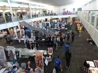 London Super Comiccon 2017 LSCC