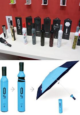Diseño de sombrilla o paraguas único