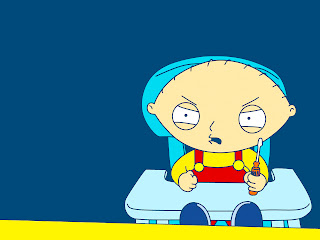 Stewie Griffin Family Guy Funny Wallpaper in HD