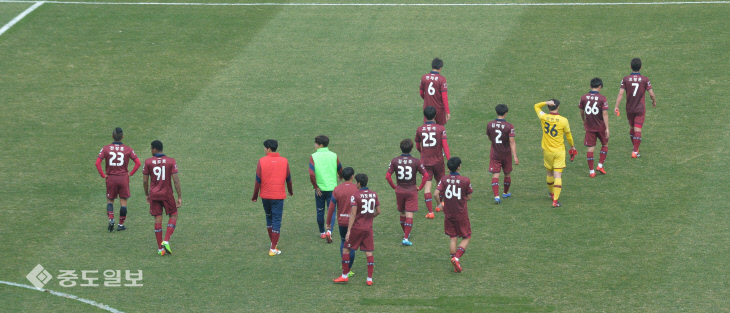 Recap: Daejeon Citizen 0-1 Busan IPark Match Report K League 2