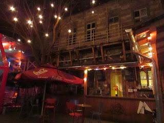 DIY costura: El gorro y la bufanda que me abrigaron en Budapest-Ruin Pub 8