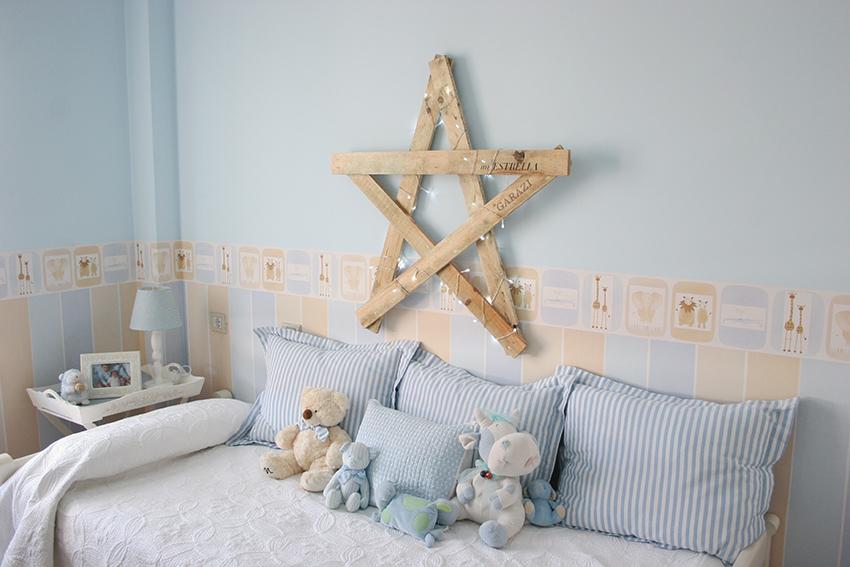 Quitar papel infantil + pintar = Nueva habitación para el explorador ...