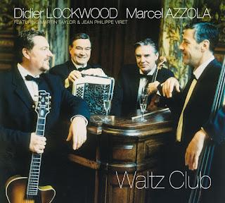 Didier Lockwood - 2006 - Waltz Club