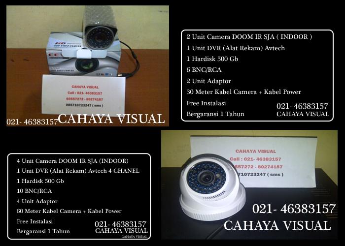 Toko Pemasangan CCTV Jakarta - Jatinegara - Jasa