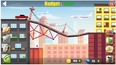 Bridge Builder- Mobile Fun Construction Game Mod Shopping