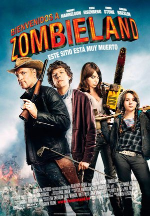 Poster Zombieland 2009