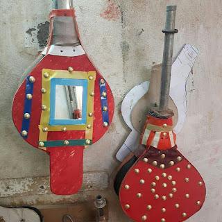 الروابيز التقليدية المزخرفة للبيع بالريصاني