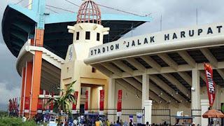 Stadion Si Jalak Harupat Soreang