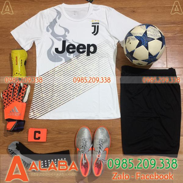 Áo CLB Juventus 2019 Màu Trắng