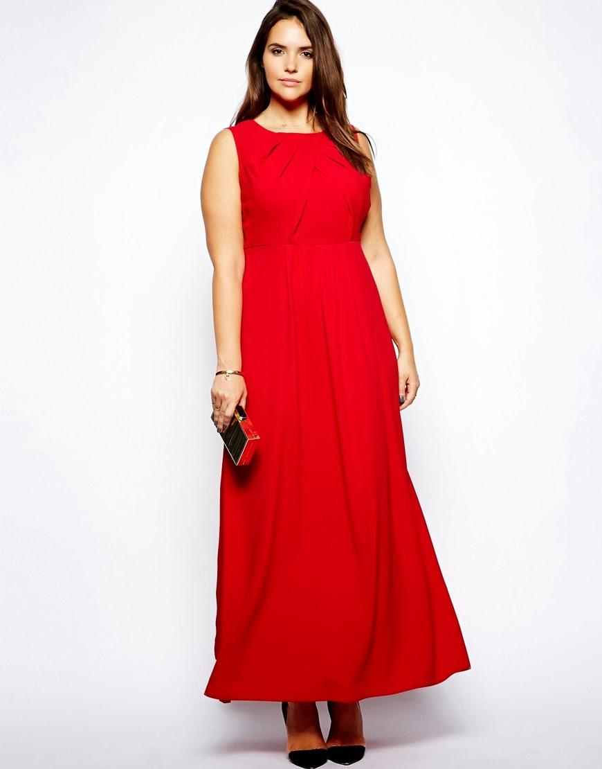 Modelos de vestidos de fiesta para seг±Їras gorditas