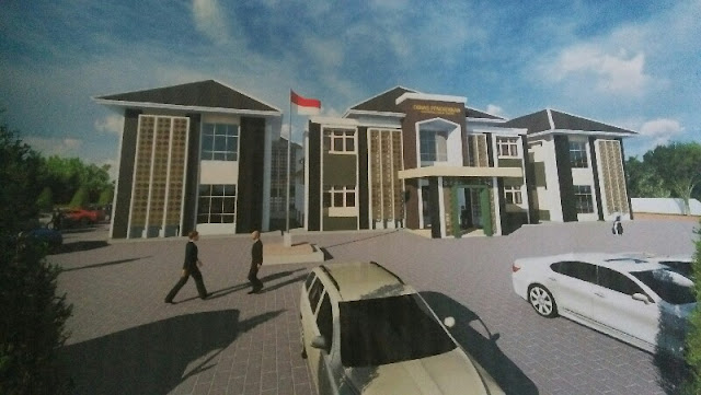 Fantastis! Kantor Disdik Baru Telan Dana Rp. 2,2 M per Tahun