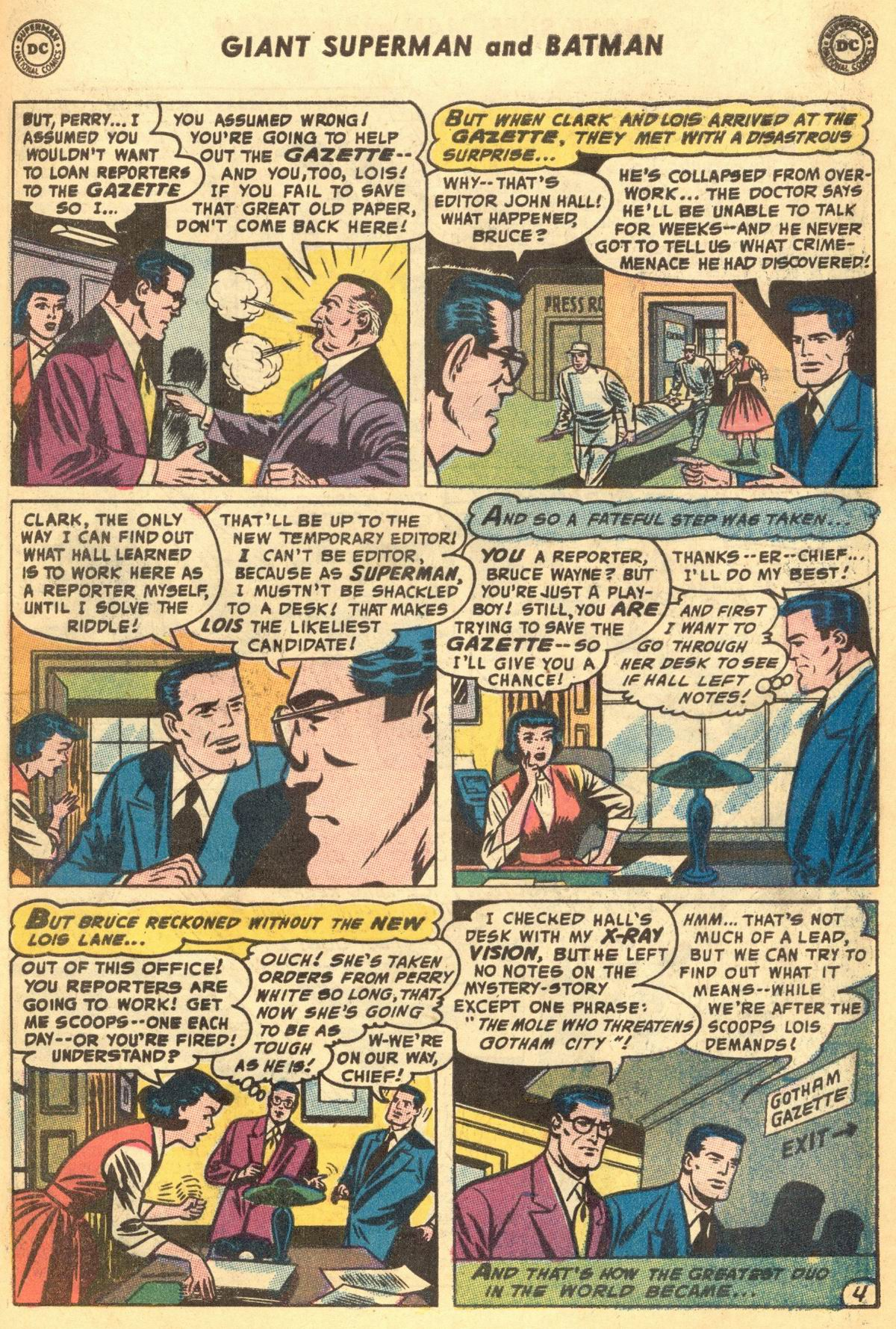 Read online World's Finest Comics comic -  Issue #188 - 19