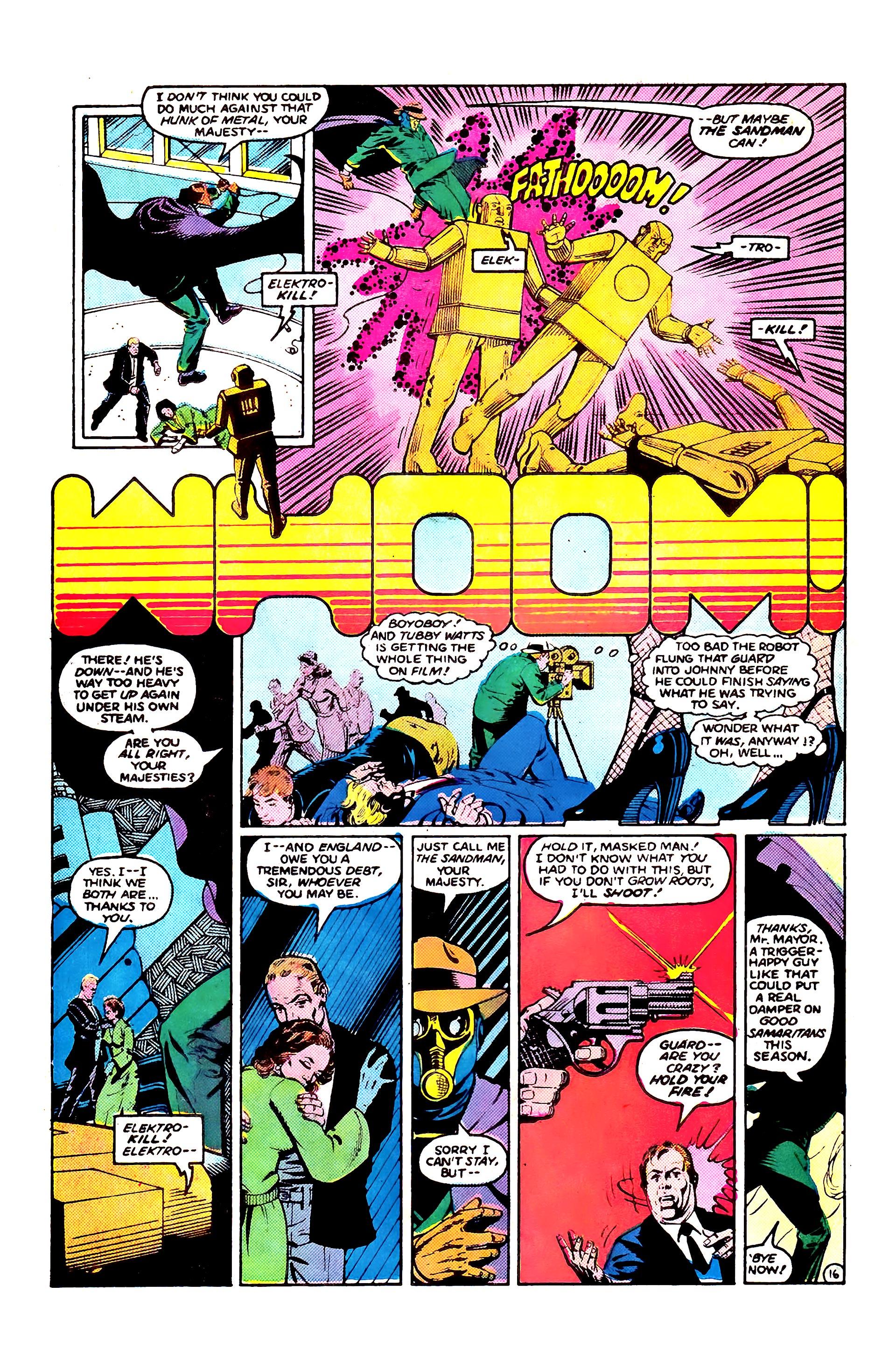 Read online Secret Origins (1986) comic -  Issue #7 - 42