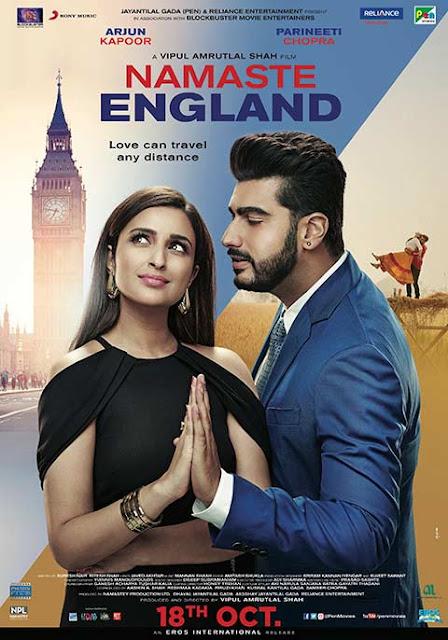 Namaste England (2018) Hindi 720p HDRip x264 AAC – 1GB