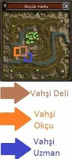 mavi bayrak 2.köy vahşi deli vahşi uzman vahşi okçu