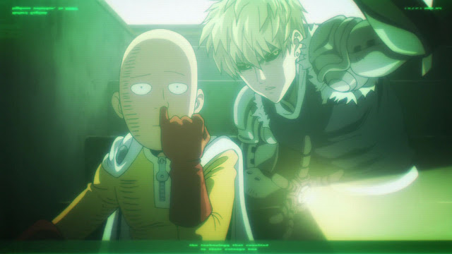 One-Punch Man Ep. 3 - The Obsessive Scientist