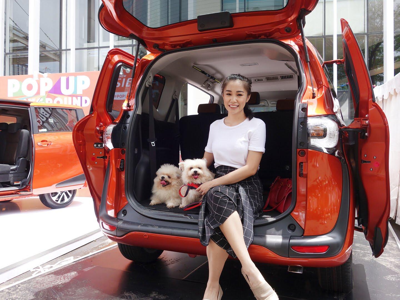 Sienta PopUpPlayground Dogs Day Out Putri Kansil My Eco Bella