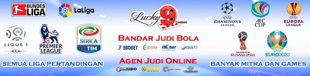 Bandar Bola Resmi dan Agen judi Online Terpercaya Lucky9casino
