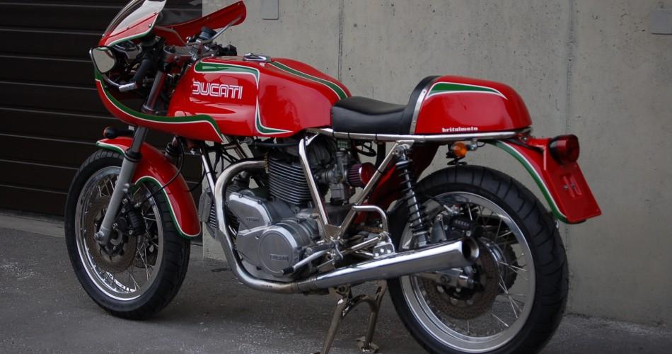 Ducati MHR 900 by Britalmoto
