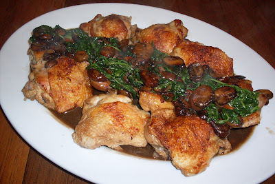 Death Row Chicken, a meal worthy of being your last!