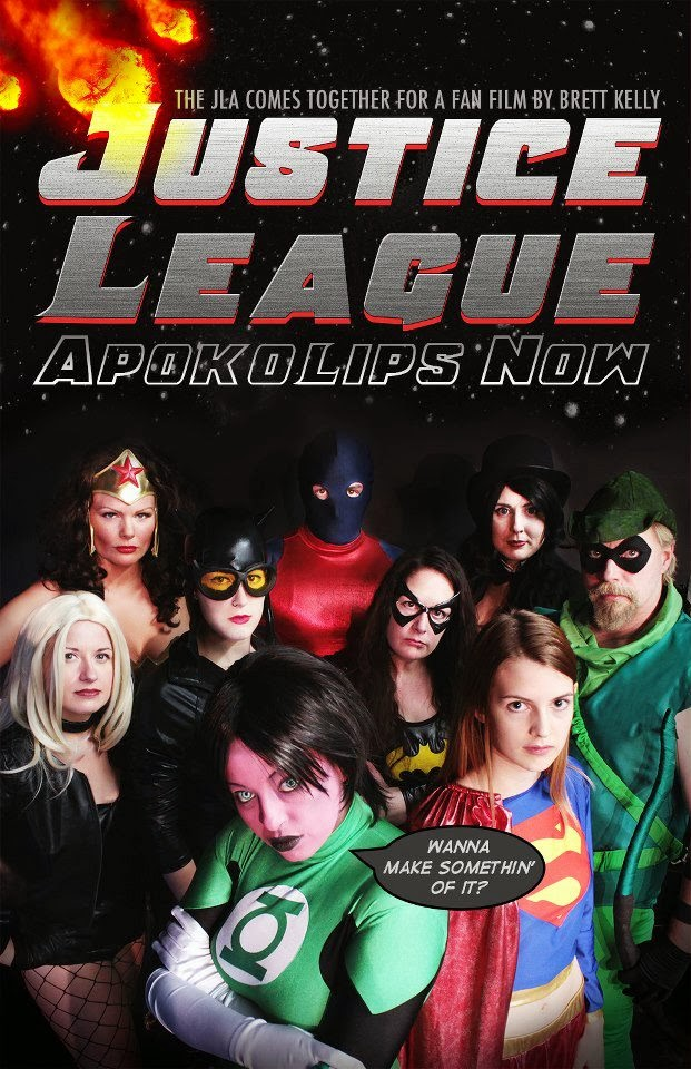 Justice League: Apokolips Now