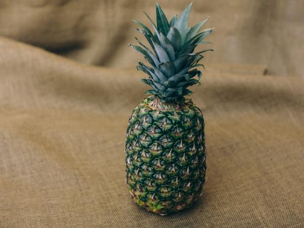 juice recipe: fresh pineapple