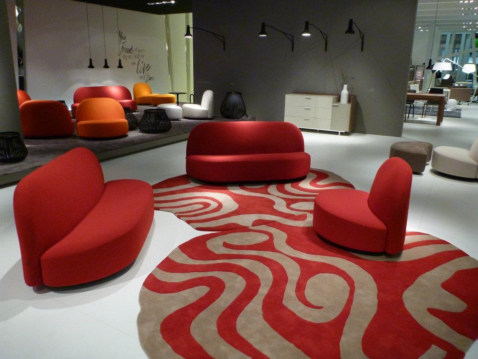 die wohngalerie gewinner der k lner m belmesse ligne roset. Black Bedroom Furniture Sets. Home Design Ideas