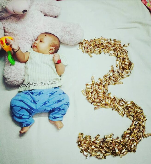 Three Month Old Baby