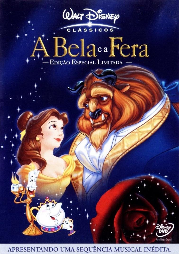 A Bela e a Fera – Dublado (1991)