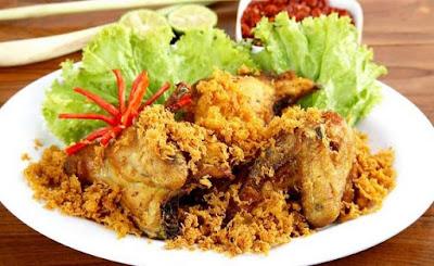 resep-membuat-ayam-kremes-spesial-dan-renyah