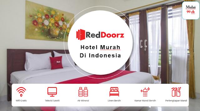 RedDoorz - Hotel Mudah di Indonesia