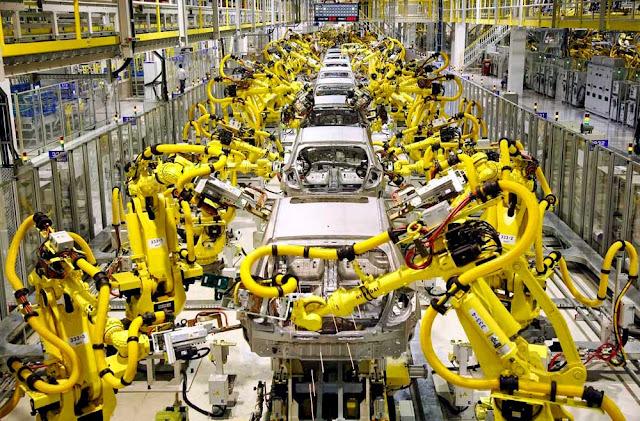 maior fábrica de carros do mundo