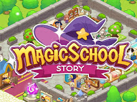 Magic School Story, Game Menata Ruang yang Sederhana Tapi Menarik dengan Grafis Imut