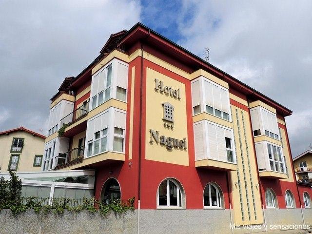 Hotel Nagusi, ubicación perfecta en el Parque Natural de Gorbea
