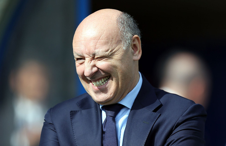 "Marotta: ""Znatiželjan i smio Juventus"""