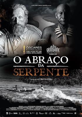 O Abraço da Serpente - El abrazo de la serpiente (2015)