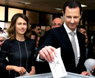 Assad Political Future