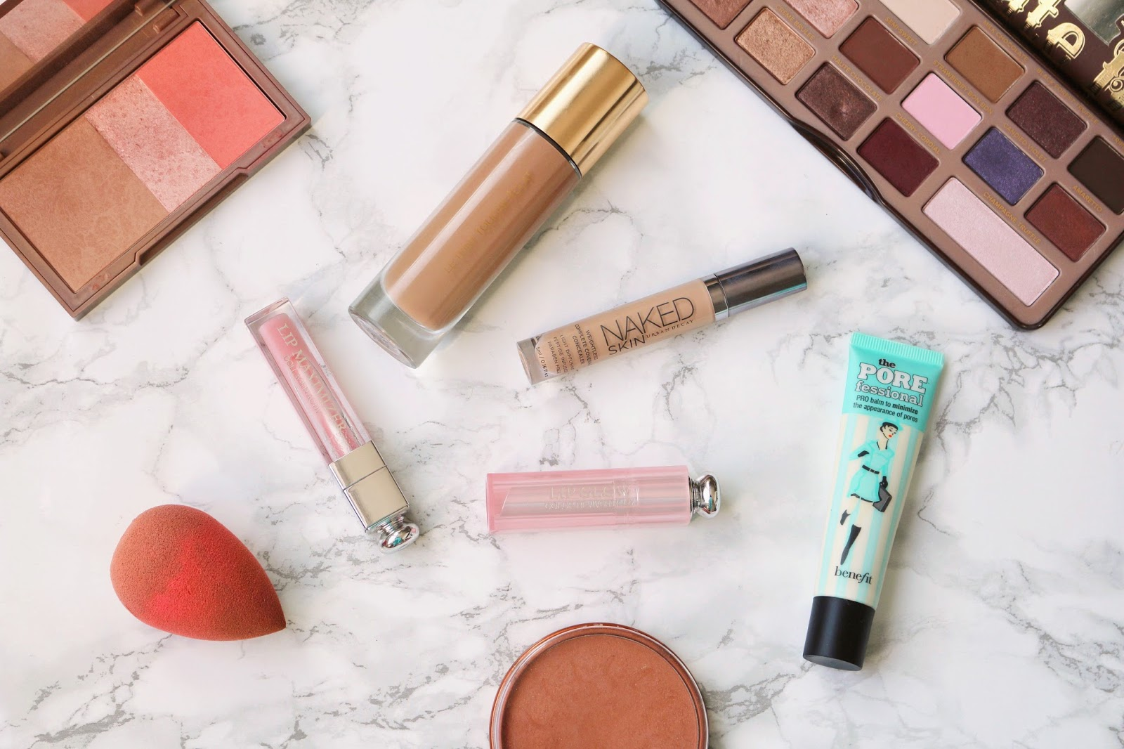 Spring Make Up, Spring Beauty Essentials
