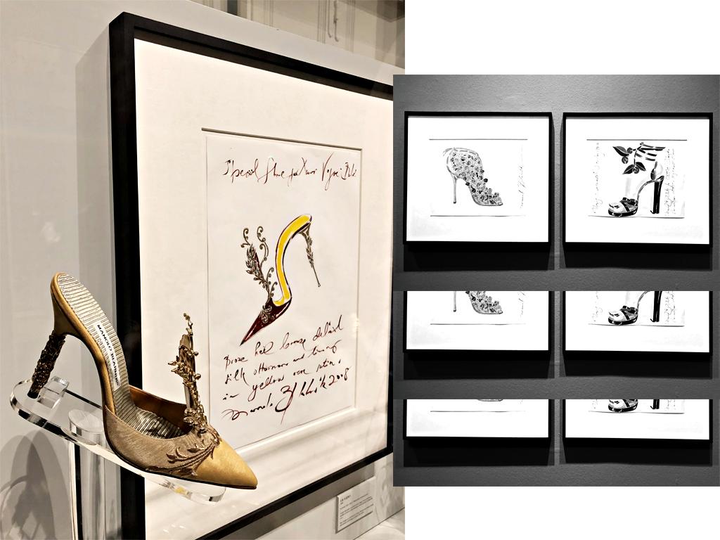 manolo blahnik diseñador de zapatos