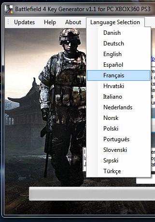Battlefield 4 Key Generator Multi Languages