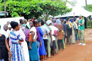 International government organizations monitors Osun rerun Election