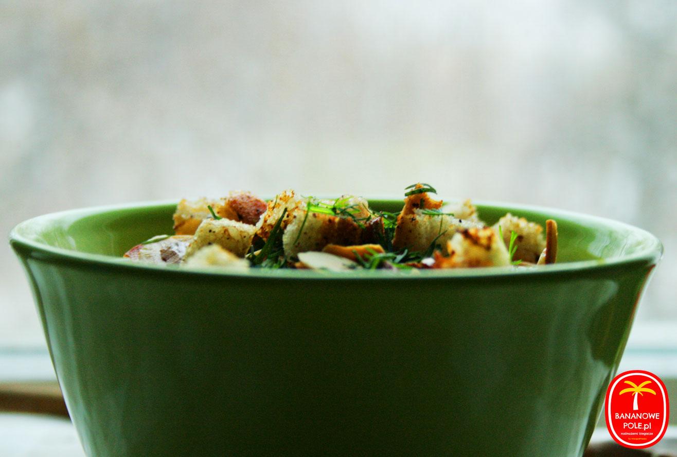 Super prosta zupa krem z ziemniaków