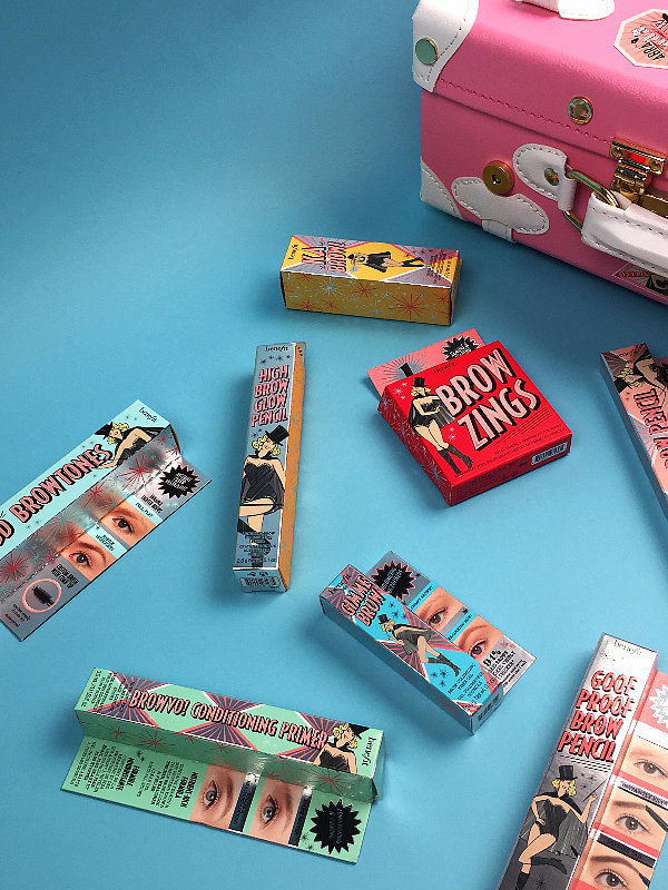 Brows That Wow | Benefit Cosmetics Magical New Brow Product Release | Everything You Need To Know! | labellesirene.ca