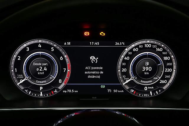 VW Tiguan AllSpace 2019 R-Line - ACC (Piloto Automático Adaptativo)