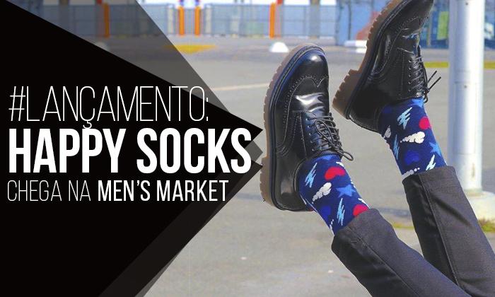 7198ec71d Macho Moda - Blog de Moda Masculina  Meias Coloridas  Men s Market ...