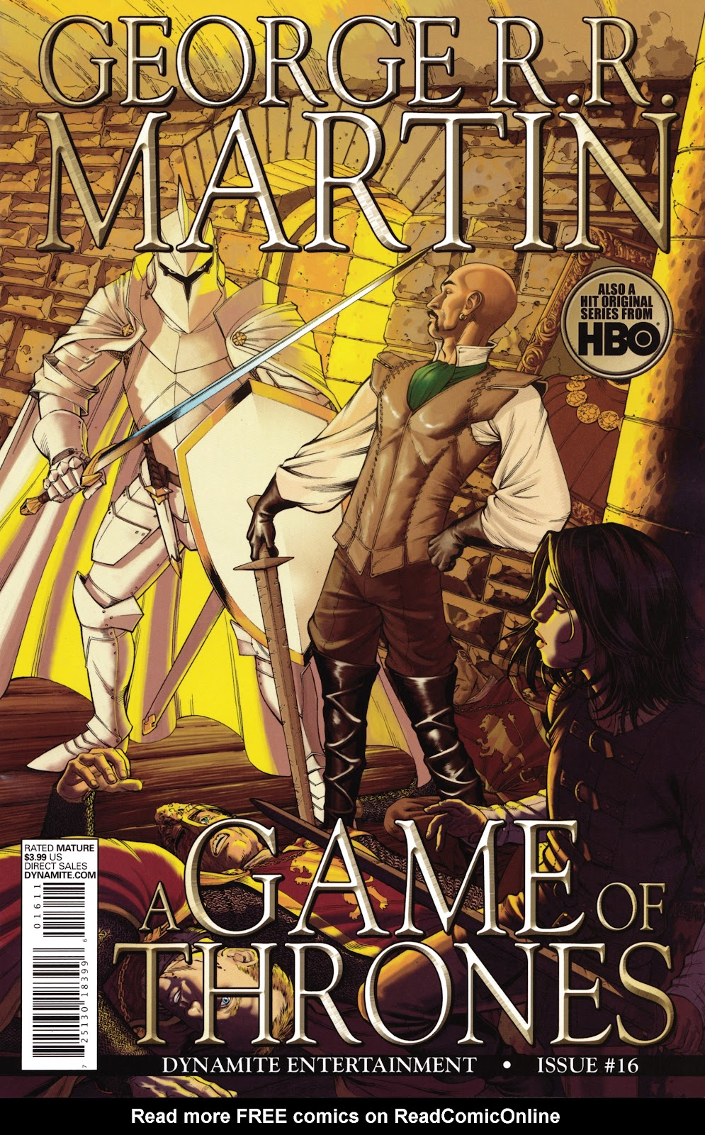Game Of Thrones Comic Issue #16